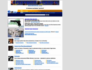 uslaw.com screenshot