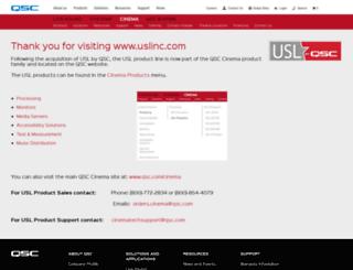 uslinc.com screenshot