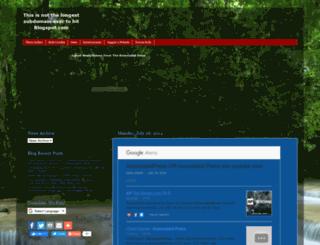 usloanz.blogspot.com screenshot