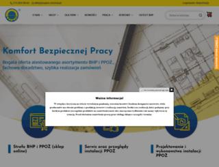 uslugi-ppoz.pl screenshot