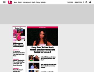 usmagazine.com screenshot