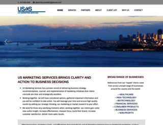usmarketingservices.com screenshot