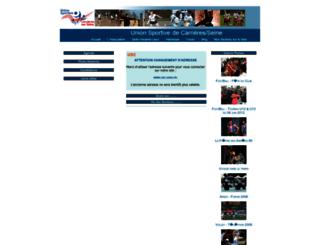 usmc.asso.fr screenshot