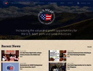usmef.org screenshot