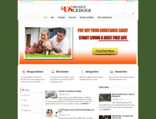 usmoneyledger.com screenshot