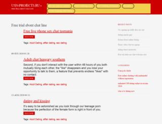 usn-projects.ru screenshot