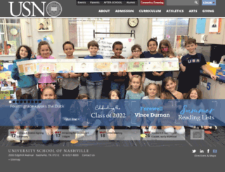 usn.org screenshot