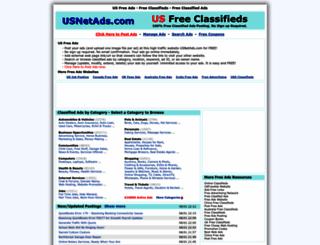 usnetads.com screenshot