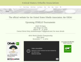 usothello.org screenshot