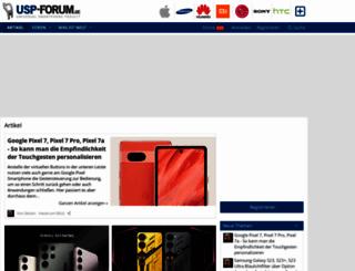 usp-forum.de screenshot