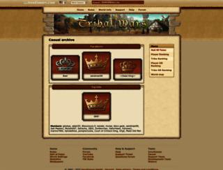 usp1.tribalwars.us screenshot