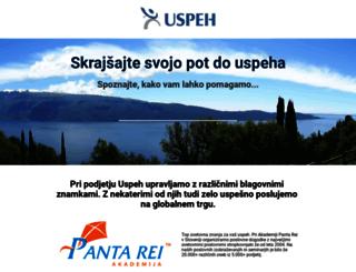 uspeh.com screenshot