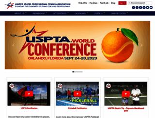 uspta.com screenshot