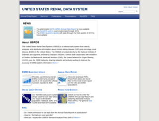 usrds.org screenshot