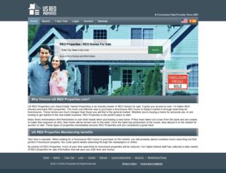usreoproperties.com screenshot
