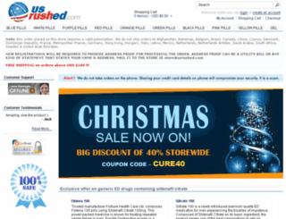 usrushed.com screenshot