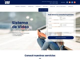 uss.com.ar screenshot