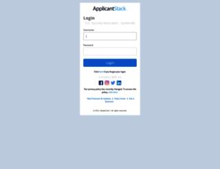 ussa545.applicantstack.com screenshot