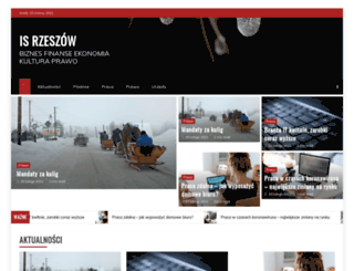 ussanok.is.rzeszow.pl screenshot