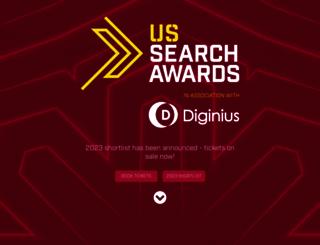 ussearchawards.com screenshot