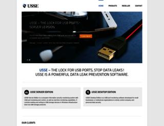 ussesoft.com screenshot