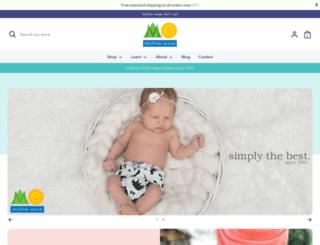 usshop.motherease.com screenshot