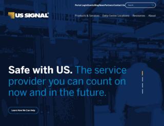 ussignalcom.com screenshot
