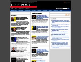 usspost.com screenshot
