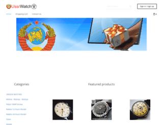 ussrwatch.net screenshot