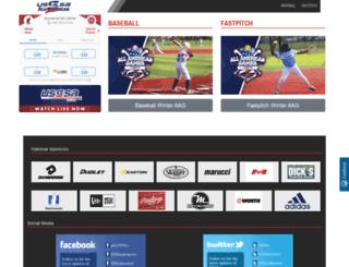 usssaallamerican.com screenshot