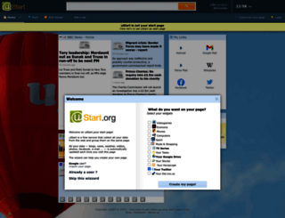 ustart.org screenshot