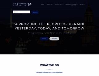 usukraine.org screenshot