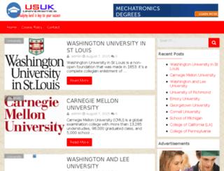 usukuniv.com screenshot