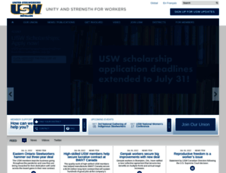 usw.ca screenshot
