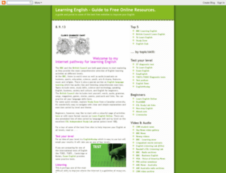 ut1english.blogspot.com screenshot