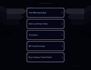 uta-marian.com screenshot