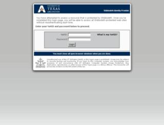 uta.qualtrics.com screenshot