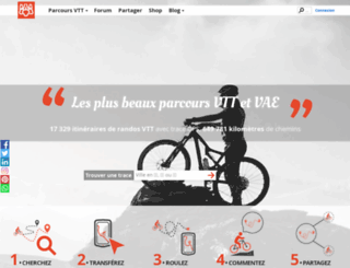 utagawavtt.com screenshot