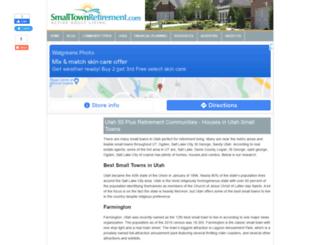 utahhouses.info screenshot