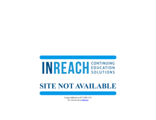 utahmed.inreachce.com screenshot