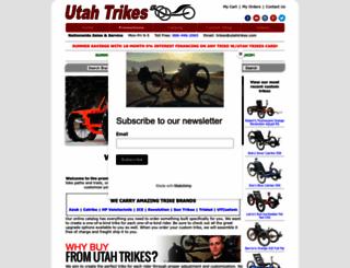 utahtrikes.com screenshot