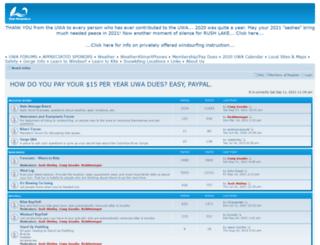 utahwindriders.com screenshot