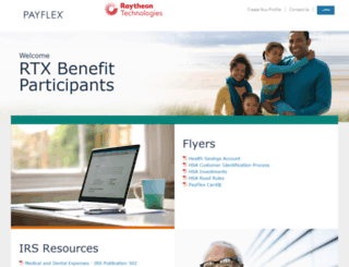 utc.payflexdirect.com screenshot