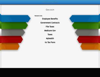 utconline.gov.co.in screenshot