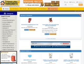 utensileriaeferramenta.com screenshot
