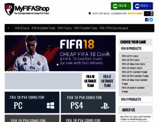 utfifashop.com screenshot