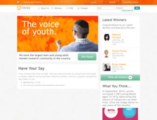 uthinkonline.com screenshot