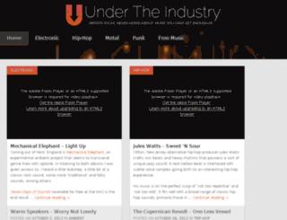 uti.armosmedia.com screenshot