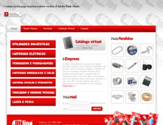 utiline.com.br screenshot