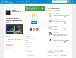 utm-data.softonic.com.br screenshot